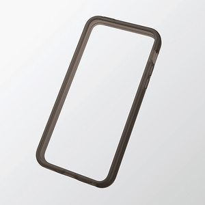 Soft bumper for iPhone 5c