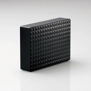 外付けハードディスク(SGD-NZ010UBK)