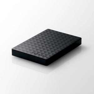 外付けポータブルハードディスクExpansion(SGP-NY005UBK)