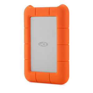 LaCie Rugged RAID Thunderbolt &USB3.0 4TB(STFA4000400)