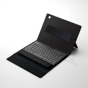 iPad用ワイヤレスBluetooth(R)キーボード(TK-CAP01IBK)