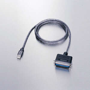 USB to パラレルプリンタケーブル