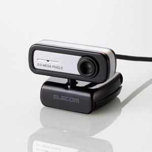 Built-in Microphone type 2 million pixels Web camera (UCAM-C0220FBNBK)