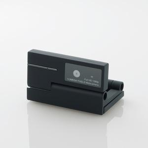 Full HD対応500万画素Webカメラ(UCAM-DLI500TNBK)
