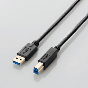 USB3.0ケーブル(A-B)(USB3-AB05BK)