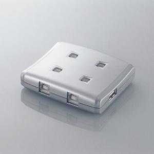 USB2.0対応切替器