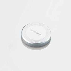 Qi規格対応ワイヤレス充電器(W-QA01SV)