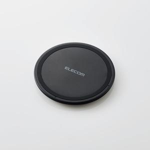 Qi規格対応ワイヤレス充電器(5W)(W-QA03BK)