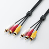 Video cable (AV-WRY2)