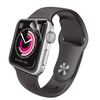 Apple Watch 38mm用フルカバーフィルム/衝撃吸収/2枚入り/反射防止(AW-38FLAFPR)