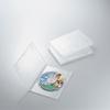 DVDトールケース(CCD-DVD01CR)