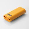 モバイルバッテリー(DE-M01L-6400YL)