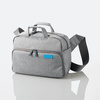 """""""off toco"""" 2STYLE messenger bag (DGB-S024GY)"""