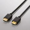 イーサネット対応HIGHSPEED HDMIケーブル(DH-HD14E210BK)