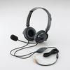 ヘッドセット(両耳オーバーヘッド)(HS-HP20BK)