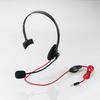 Monster hunter: World X ELECOM headset (HS-MHW01BK)