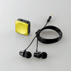 Bluetooth (R) receiver (LBT-PHP01AVGN) with stereo headphones