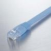 Super flat LAN cable (blue) 15M(LD-CTFS/BU15)