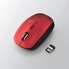 5ボタンワイヤレスBlueLEDマウス(M-BL21DBRD)
