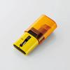 Bluetooth(R)ワイヤレスマウス「CAPCLIP」(M-CC2BRSYL)