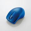 "Bluetooth(R)3ボタンBlueLEDマウス""TIPS AIR""(M-TP10BBBU)"