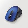 EX-G Bluetooth BlueLEDマウス Mサイズ(M-XGM10BBBU)