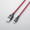 2A対応高耐久microUSBケーブル(MPA-AMBS2U08RD)