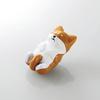 Cable figure skating / smartphone shi wasetemoroterude (dog) (P-APLTDANIDOG)