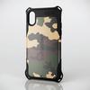iPhone X用ZEROSHOCK/スタンダード(PM-A17XZEROT1)
