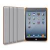 iPad mini用ソフトレザーカバー4段階(オレンジ)(TB-A12SPLF2DR)