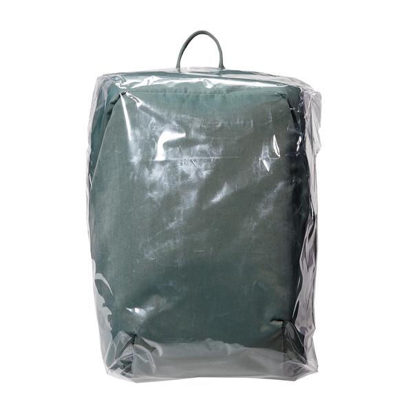 """029e96f55b9f ... バックパックタイプの防犯バッグ""""ESCODE(エスコード)""""。 FAQ · パッケージ写真"""