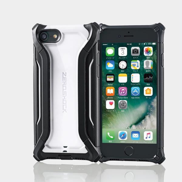 260de4f3db iPhone 7用ZEROSHOCK α - PM-A16MZEROHWH