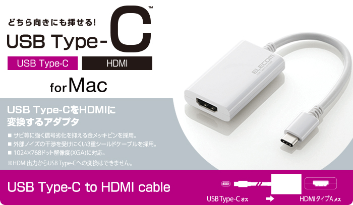 Type C HDMI Cable USB 3.1