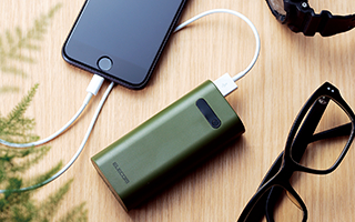 iPhoneへの充電方法