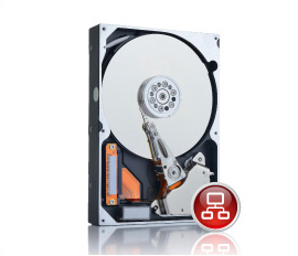 AS用HDD「WD RED」搭載
